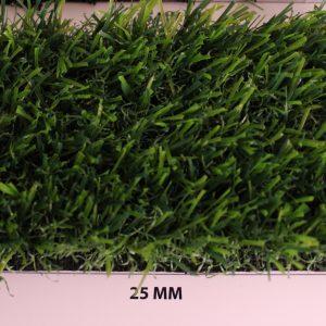 Artificial Grass (25MM Green)