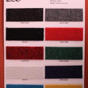 Carpet Tiles – Exhibition Carpets (Needle Punch)